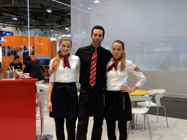 E-World 2016, ENI Stand
