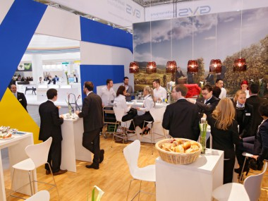 E-World 2016, GVS Stand
